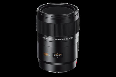 徕卡 APO-MACRO-SUMMARIT-S 120mm f/2.5 (CS) 镜头