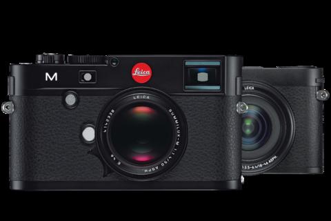 以徕卡M相机为原型