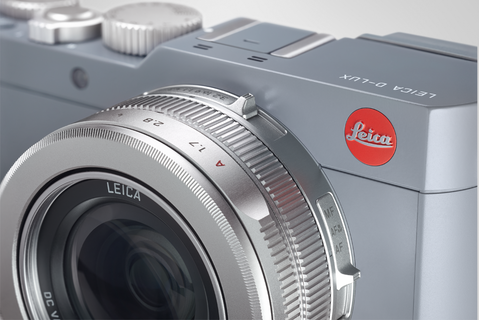 新品:徕卡D-Lux相机银灰版