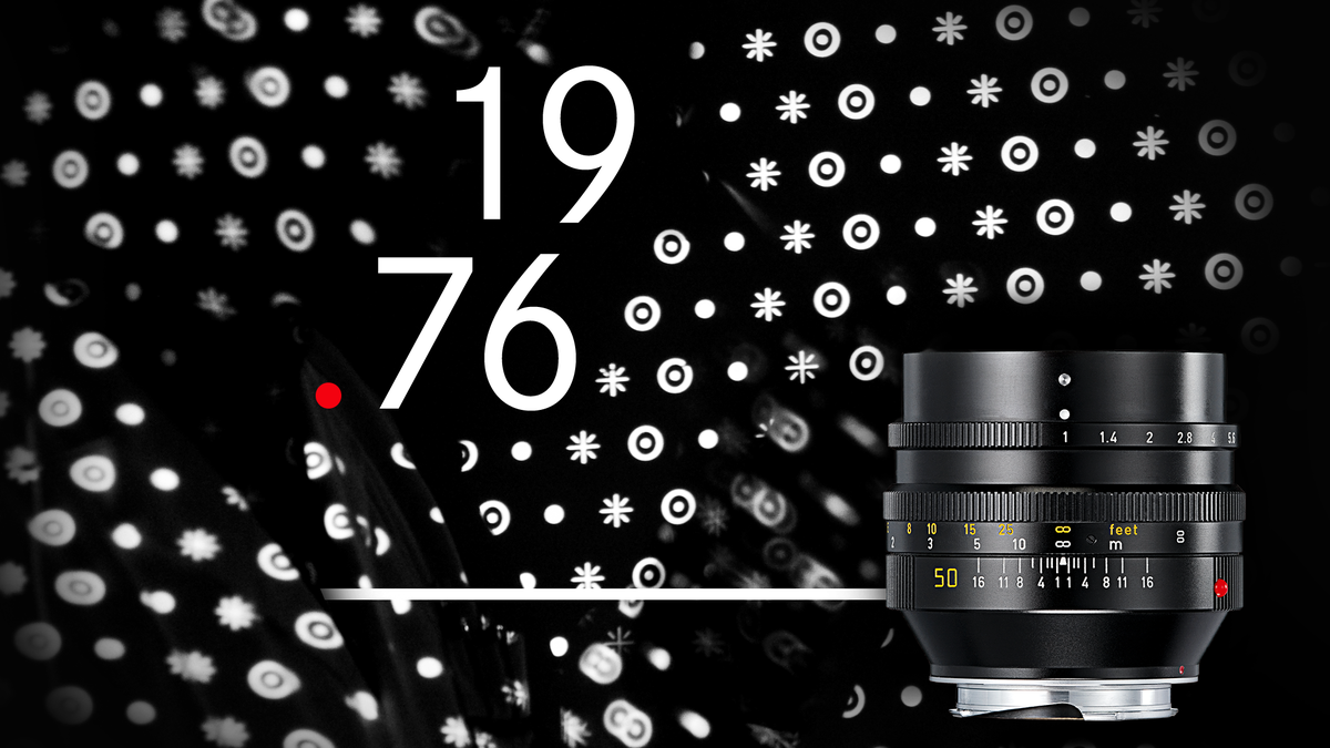 徕卡Noctilux-M 50 mm f/1