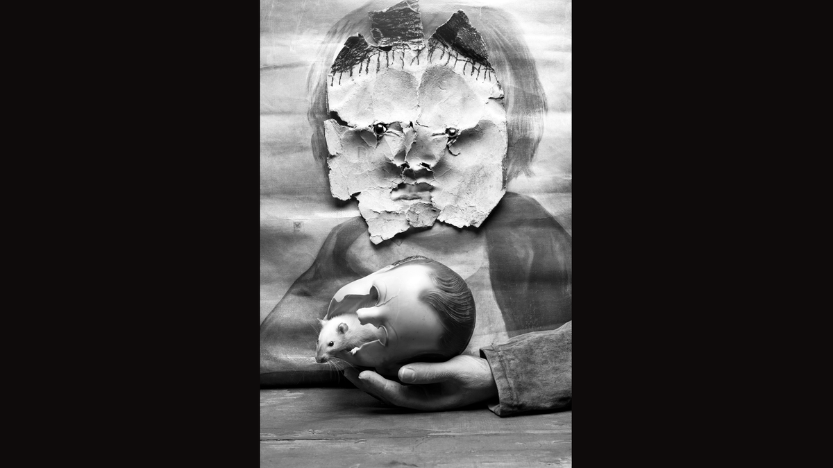 image by: Roger Ballen