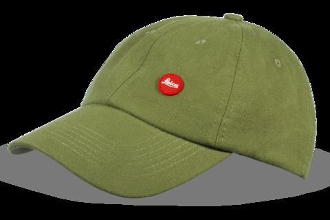 绿色和橙色运动光学帽子