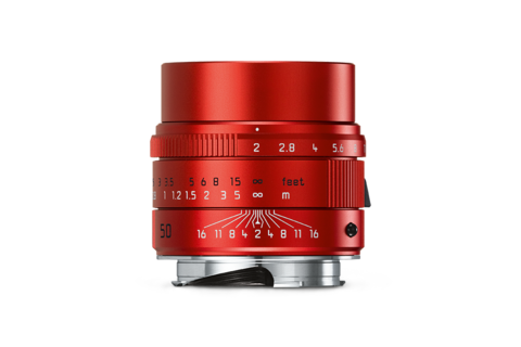 The LEICA APO-SUMMICRON-M 50 mm f/2 ASPH.