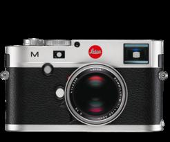 M 240型, 银色