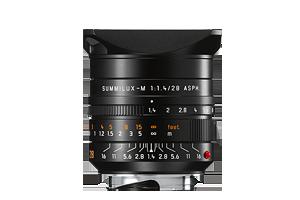 SUMMILUX-M 28mm f/1,4 ASPH.