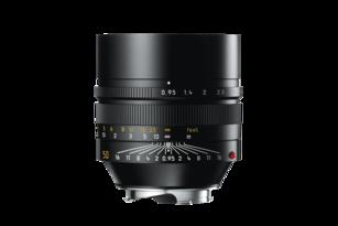 徕卡 NOCTILUX-M 50mm f/0.95 ASPH 黑漆