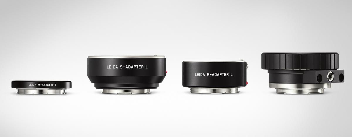 Leica SL-Adapters