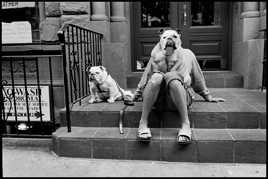 © Elliott Erwitt_MAGNUM Photos USA_New York City. 2000